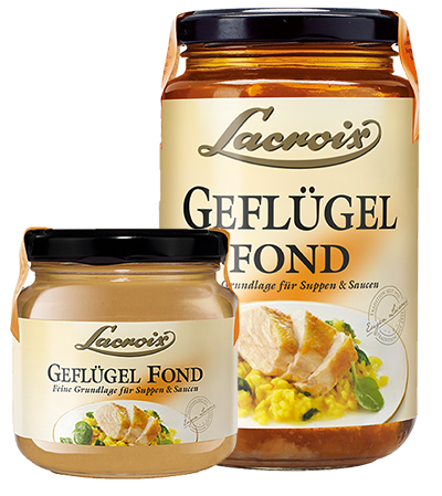 Gefluegel Fond double