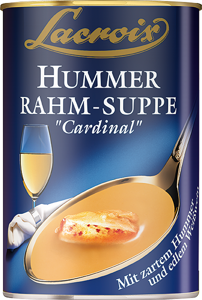 Hummer Rahm Suppe 400ml