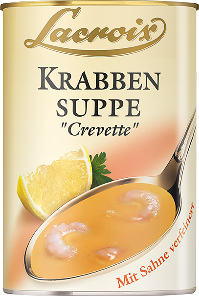 Krabben Suppe 400ml