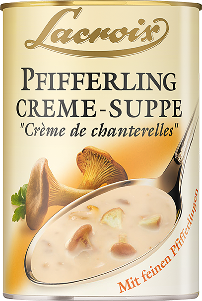 Pfifferling Creme Suppe 400ml