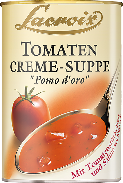 Tomaten Creme Suppe Pomo d'oro 400ml